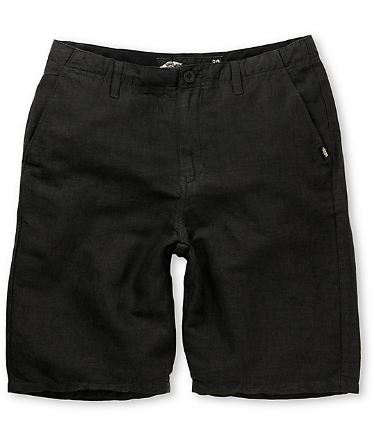 Vans Lounger 22 Heather Black Shorts