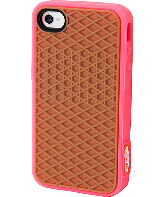 vans iphone case vans magenta pink iphone 4 zumiez 13217