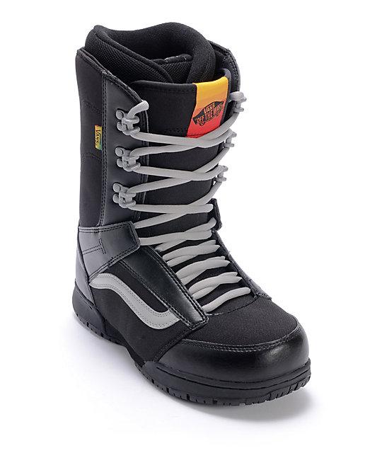 vans snowboard shoes