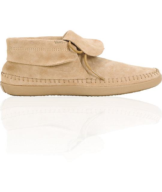 f2a1822772 ... Vans Mohikan Mid Camel Tan Shoes