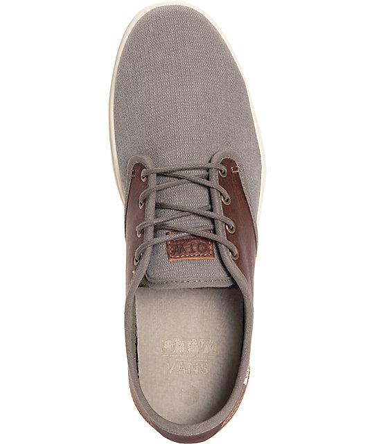 6fb5b6517d ... Vans OTW Ludlow Military Bungee Skate Shoes ...