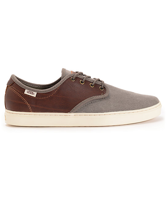 ca5688a04e ... Vans OTW Ludlow Military Bungee Skate Shoes