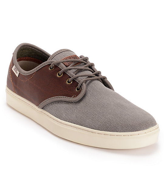 c66271fdc2e Vans OTW Ludlow Military Bungee Skate Shoes