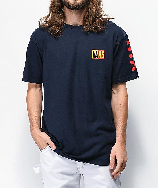 Vans OTW Rally camiseta azul marino