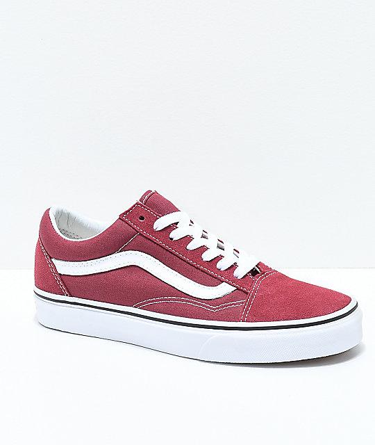 authentische Qualität abwechslungsreiche neueste Designs exzellente Qualität Vans Old Skool Apple Butter & White Skate Shoes