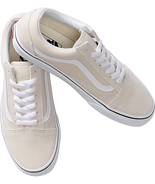 vans old skool birch mens