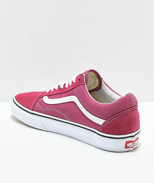 89fc82867c8 Vans old skool rose true white shoes back jpg 540x640 Skool dry