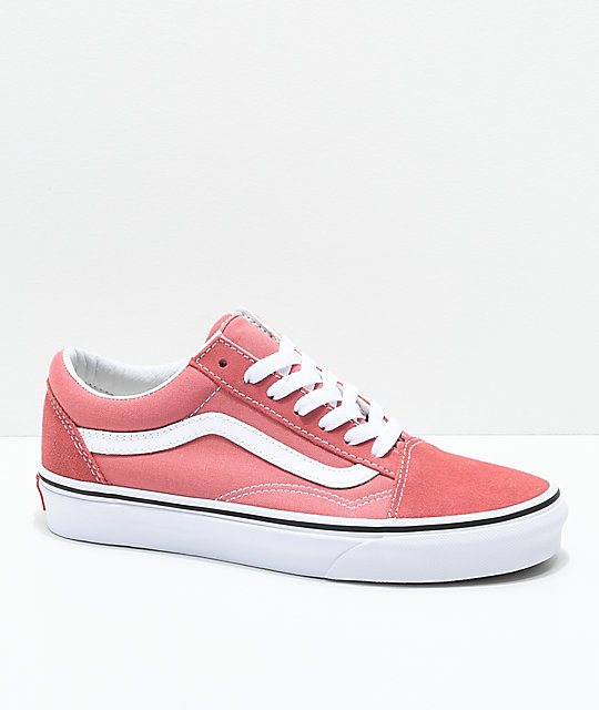 c876f6e662 VANS. VANS OLD SKOOL FADED ROSE ...