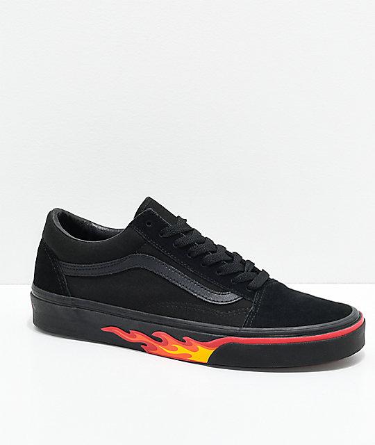 Black School Shoes Size