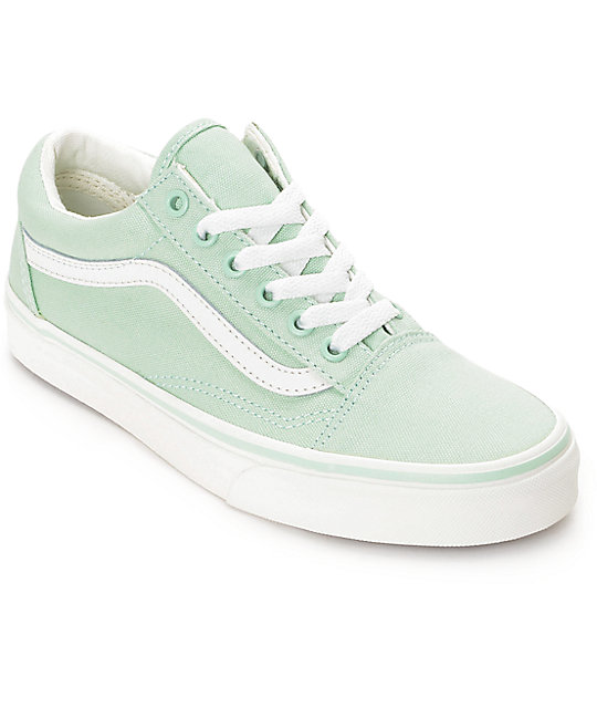 vans verde old skool