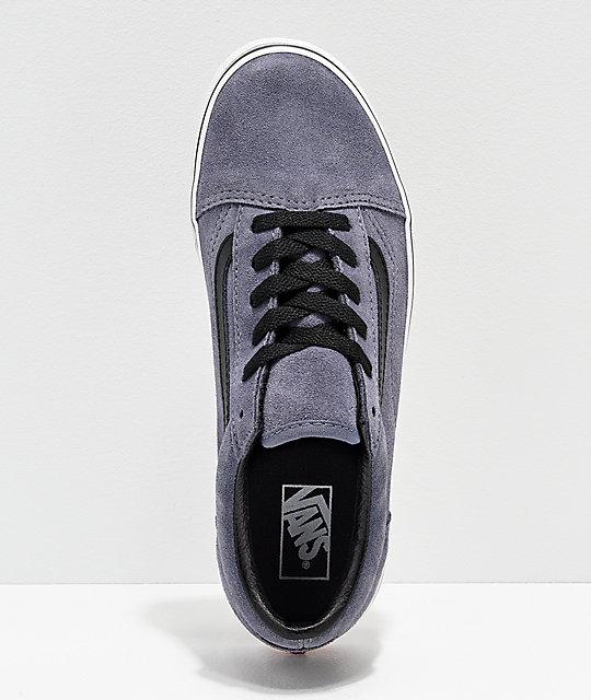 skate Grisaille Skool Old ante zapatos Vans de de aX1qpxw4