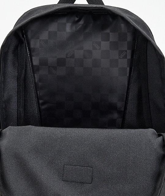 fa3081e136 ... Vans Old Skool II Black Backpack