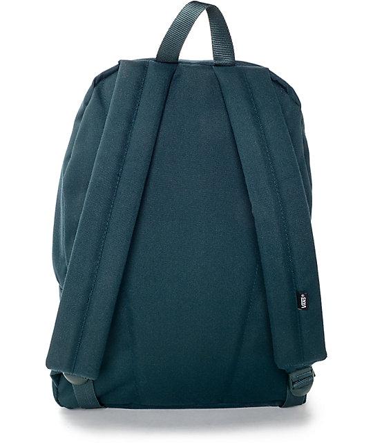 Vans Old Skool Ii Green Gables Backpack Zumiez