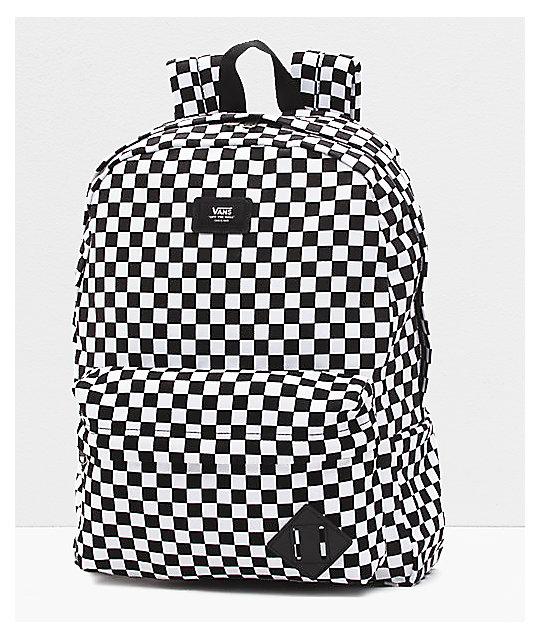mochila escolar vans hombre