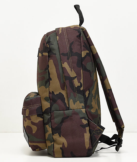 mochilas vans hombre camuflaje