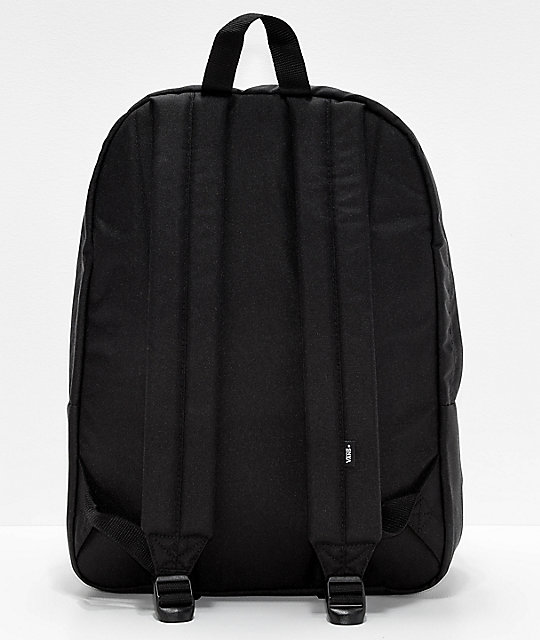 Vans Old Skool III Black & White Backpack