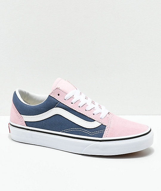 Vans Old Skool Sneakers for Women Pink
