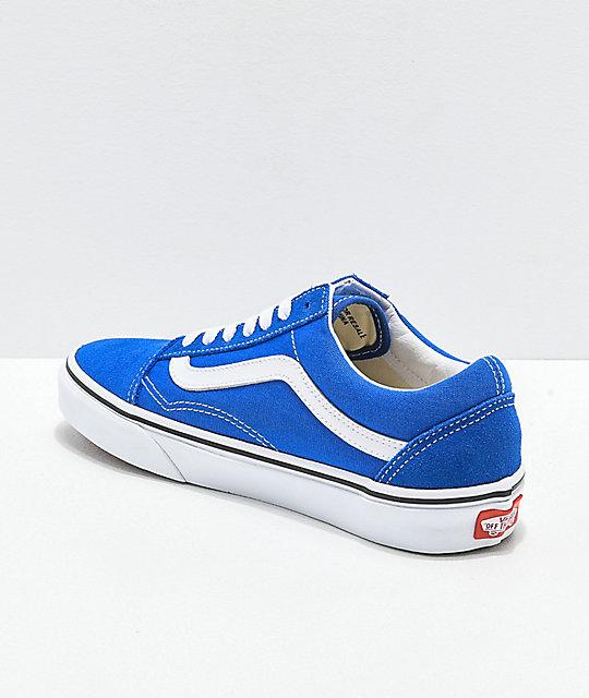 vans old skool blu