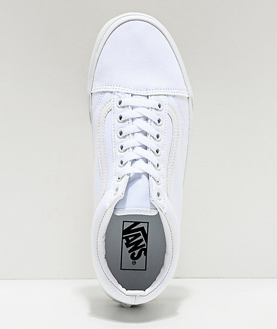 Vans Old Skool Mono Skate Shoes