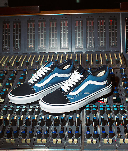 well known value for money latest selection of 2019 Vans Old Skool Navy Skate Shoes