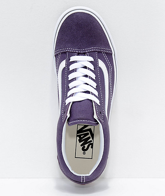 Vans Old Skool Nightshade Skate Shoes