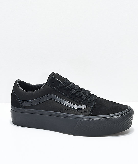 fc1b33478d Vans Old Skool Platform Shoes