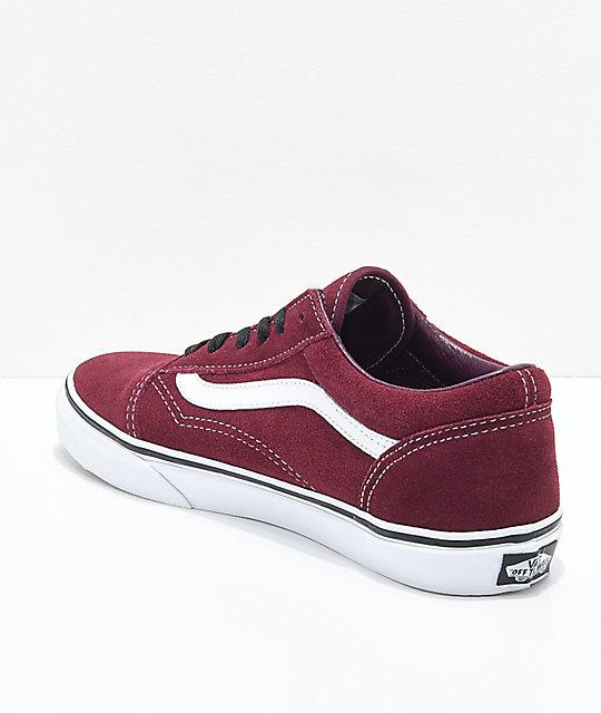 zapatos vans de niños