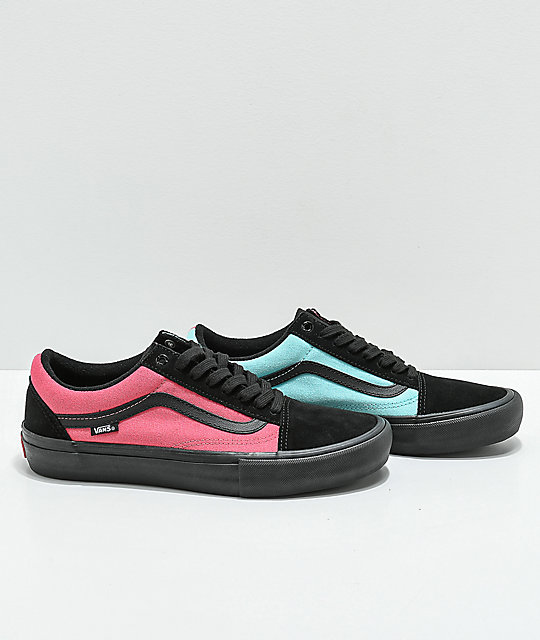 dcafb2ed2ec3 ... Vans Old Skool Pro Asymmetrical Black