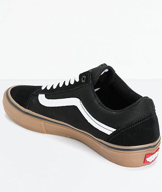 a5e49335a0 ... Vans Old Skool Pro Black