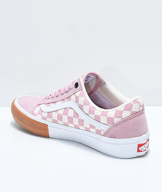 Gum Zumiez Zephyr Checker Skool Pro Skate Vans Shoes Bump amp; Old H4wfU