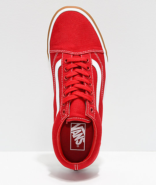 8ffd402f89ee87 ... Vans Old Skool Red