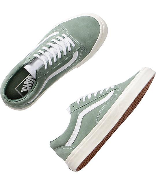 e4e4aaa0db94 ... Vans Old Skool Sea Spray Retro Sport Skate Shoes