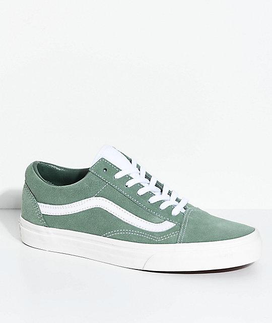 Zapatos vintage Vans Old Skool para mujer zEh6vCV