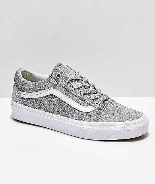 grey sparkly vans \u003e Clearance shop