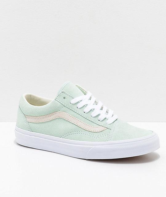 Vans-Old-Skool-zapatos-de-skate-en-azul-pastel- 301030-front-US.jpg d43985ea9cd