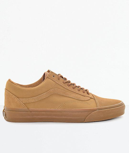 zapato hombre vans