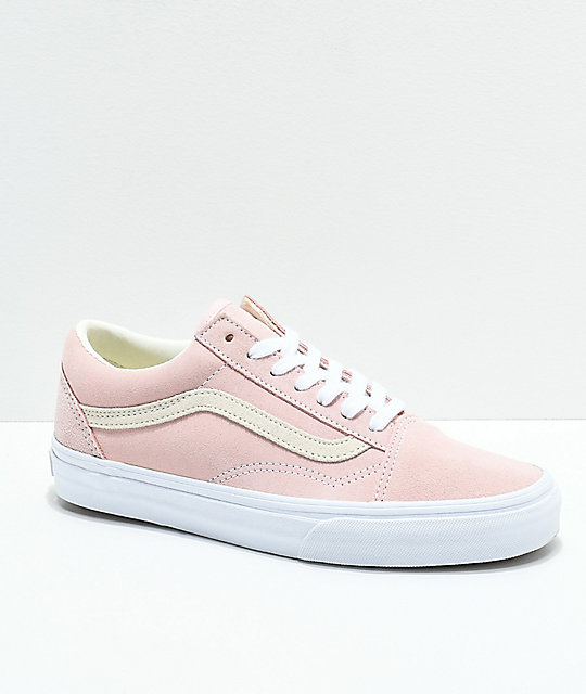vans rosa old skool
