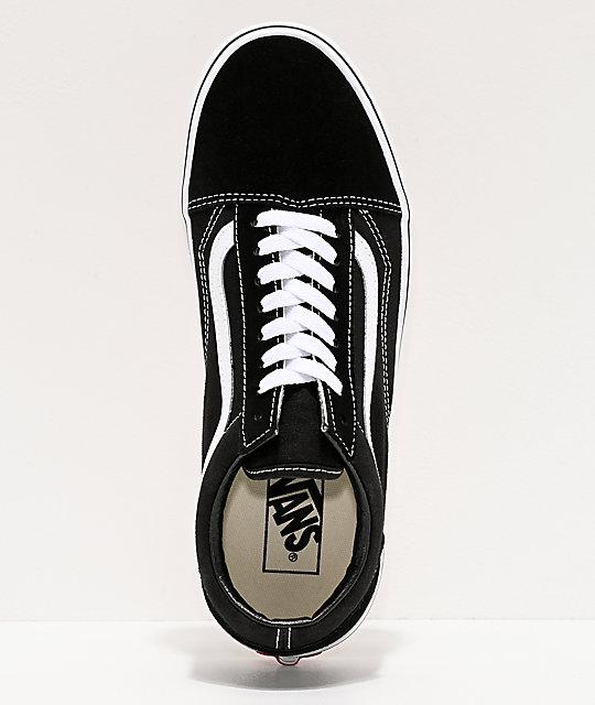 Zumiez Blancos Skate Vans Zapatos Y De Negros Old Skool q4PR8wSU