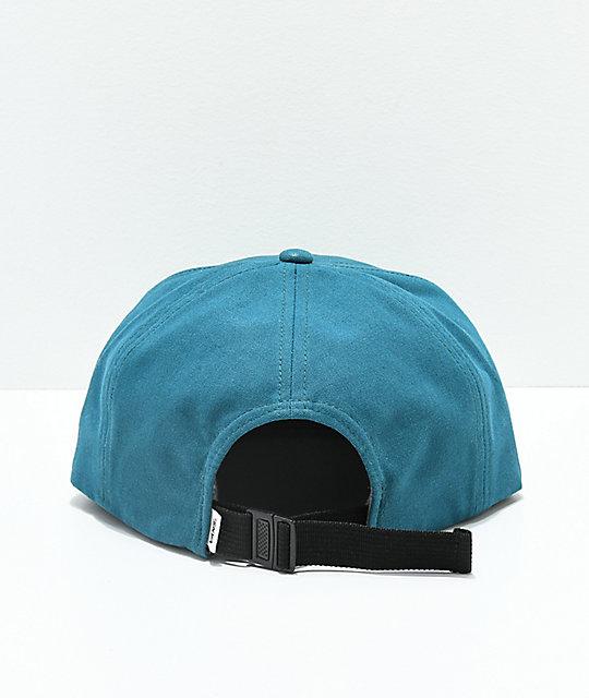 Vans Overtime Corsair Blue Strapback Hat wholesale dealer 8f46a 9b162 ... 59fd48c7c35