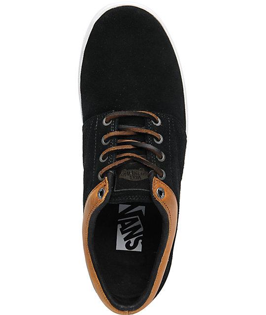 16818aed68 ... Vans Pacquard Black