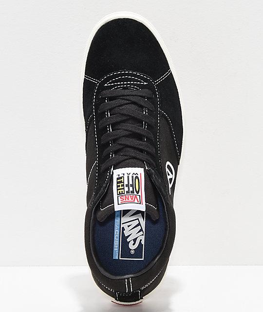 0f173e387bb ... Vans Paradoxxx Black   White Shoes ...