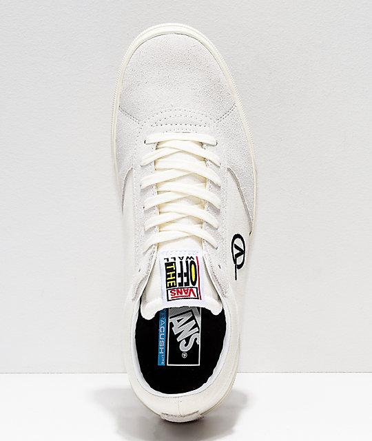 57653f098c ... Vans Paradoxxx Marshmallow White Shoes ...