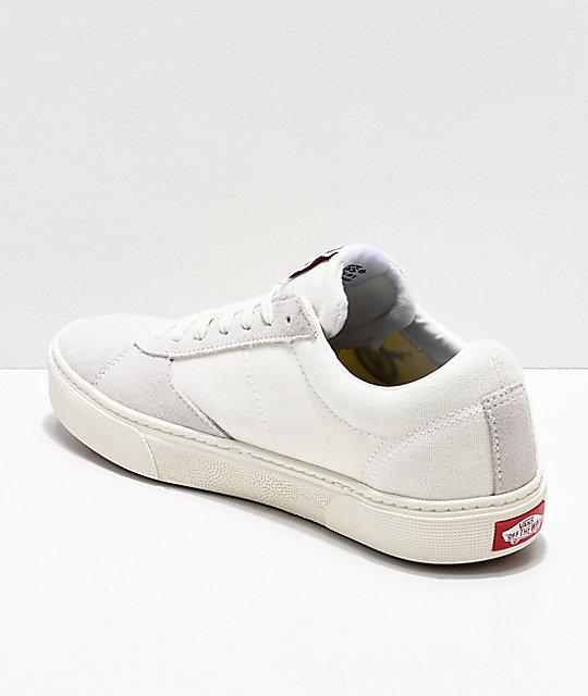 99f758eb44 Vans Paradoxxx Marshmallow White Shoes  Vans Paradoxxx Marshmallow White  Shoes ...