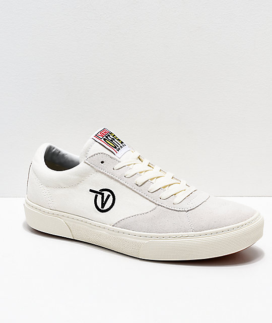 d4124fc7eb Vans Paradoxxx Marshmallow White Shoes