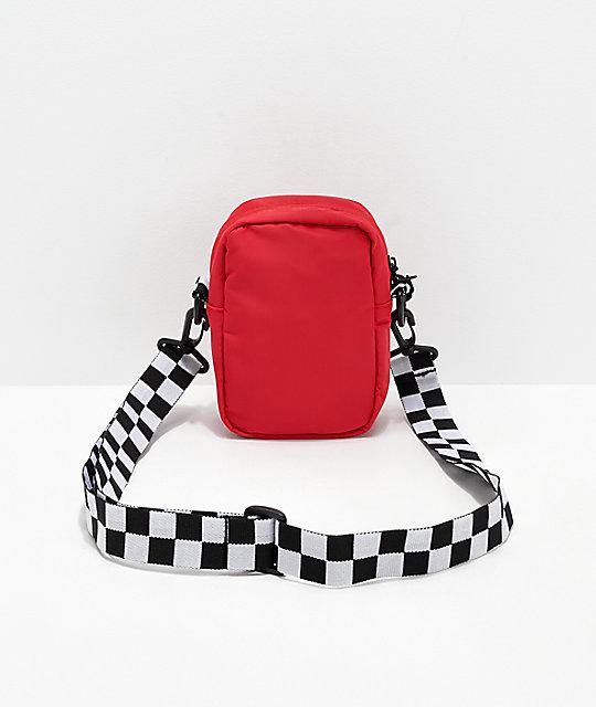 fd775334f1 ... Vans Racing Red Shoulder Bag ...