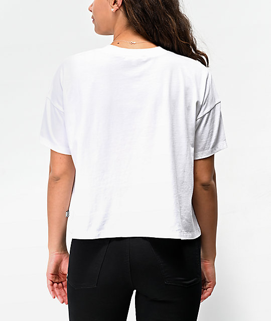 Vans Rainee White T-Shirt