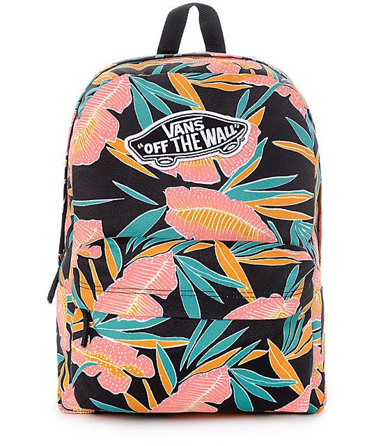 mochilas vans para mujer