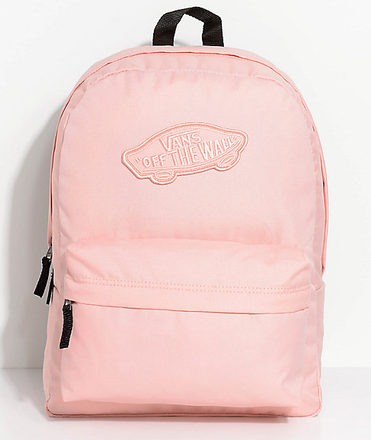 uusi korkea uudet alhaisemmat hinnat ilmainen toimitus Vans Realm Blossom 22L Backpack