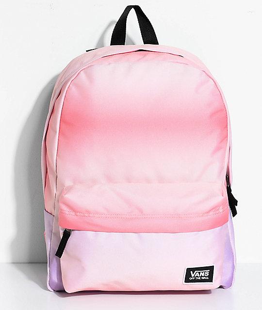 kauneus alennuskauppa uudet tyylit Vans Realm Blossom Gradient 22L Backpack