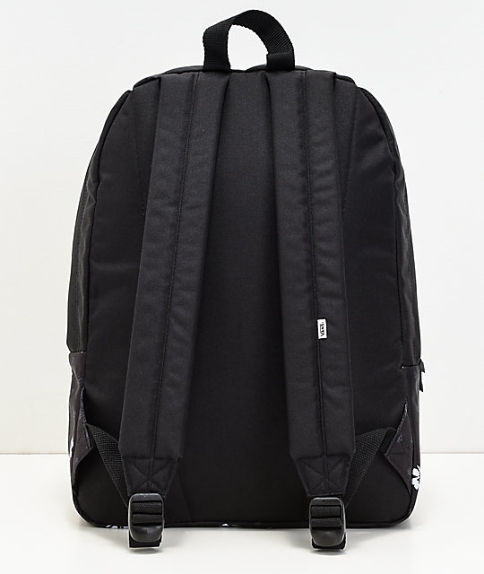 Vans Realm Classic Abstract Daisy Backpack